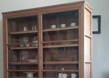 総無垢素材 食器棚