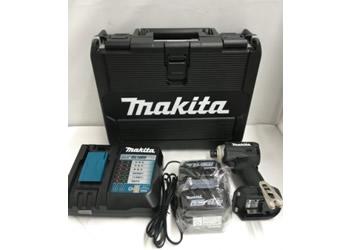 makita(マキタ):14.4Vインパクトドライバー TD161DRGXB