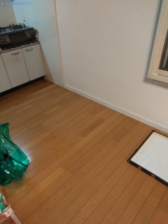 【善通寺市上吉田町】大型家具や家電製品の処分と回収・お客様の声