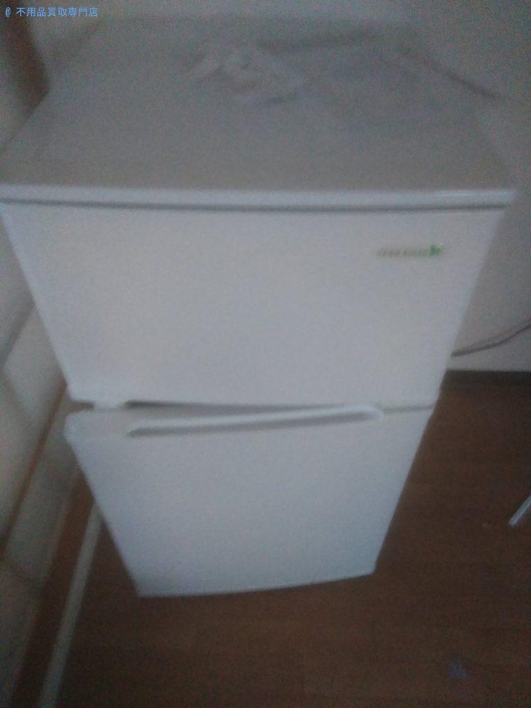 【高松市上之町】冷蔵庫と洗濯機の処分と回収・お客様の声