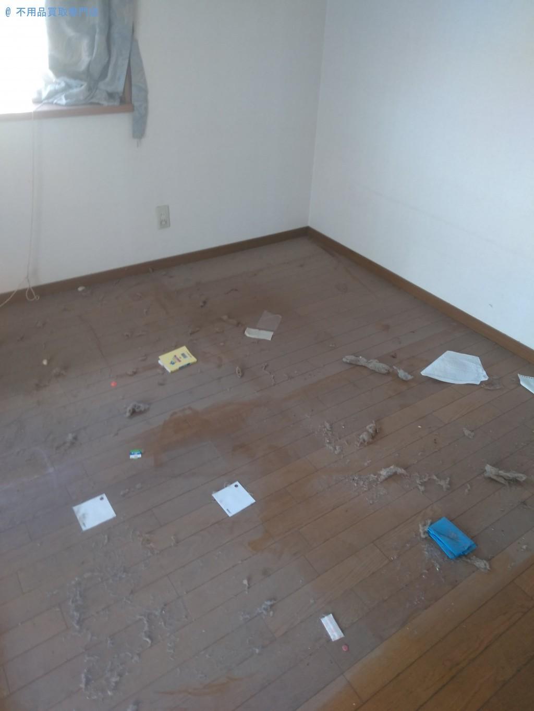 【高松市塩上町】ベッドや陶器類などの処分と回収・お客様の声