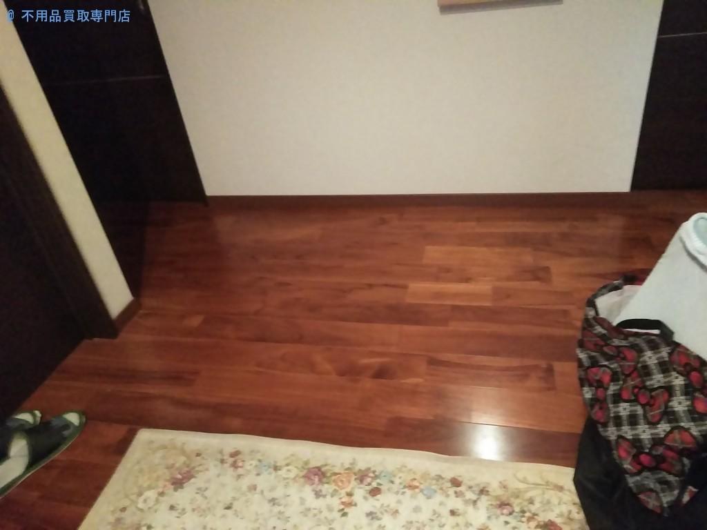 【三豊市高瀬町】ラックなどの大型家具や家電製品の処分と回収