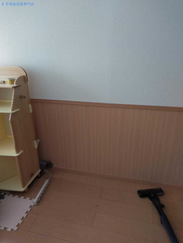 【高松市林町】キッチンキャビネットなどの処分と回収・お客様の声