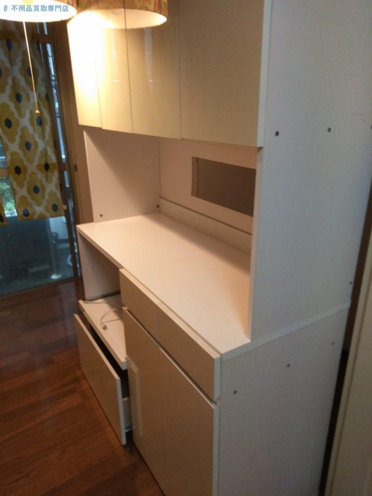 【高松市中野町】キッチンキャビネットの処分と回収・お客様の声
