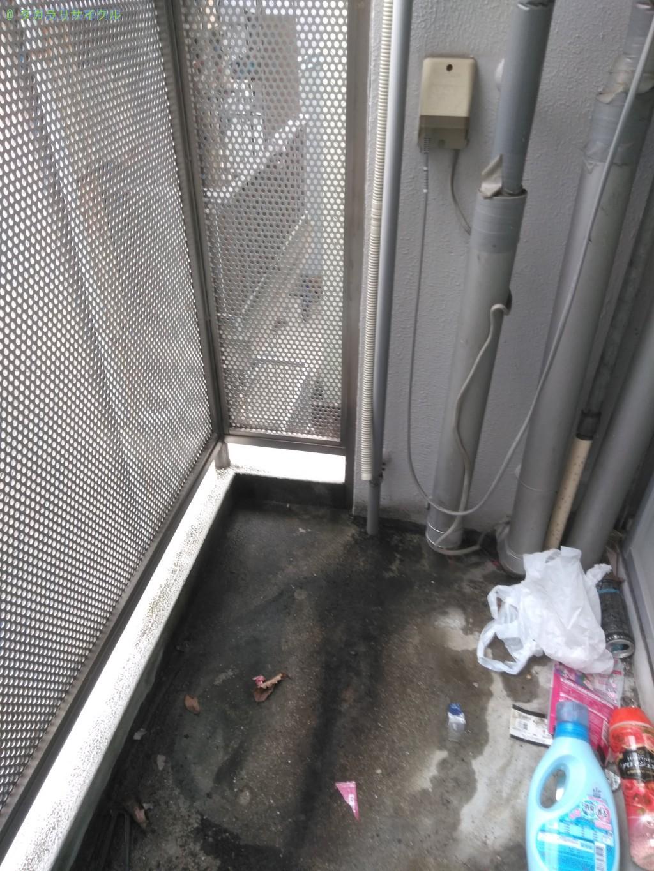 【高松市栗林町】冷蔵庫・洗濯機・自転車の処分・回収のご依頼者さま
