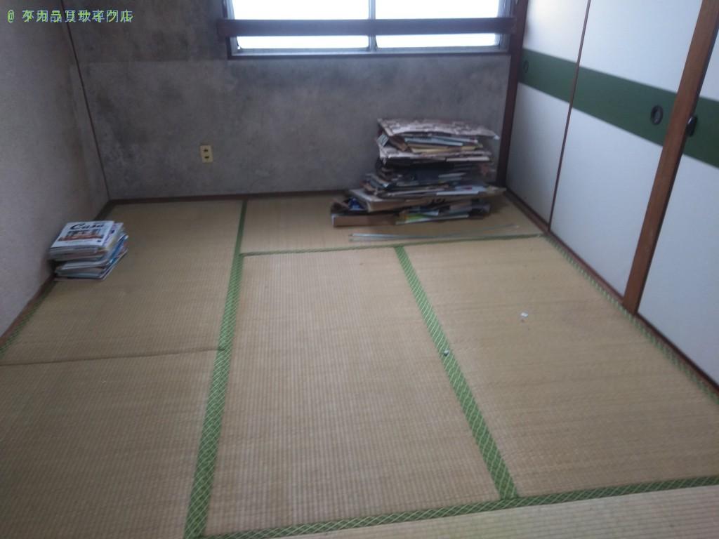 【丸亀市郡家町】家具一式(6畳1間)の処分・回収のご依頼者さま