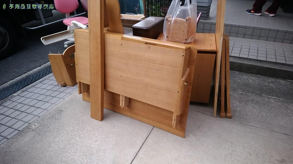 【丸亀市飯山町東小川】学習机セットの処分・回収のご依頼者さま